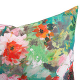 "Juliet 20"" Floral Pillow"