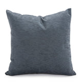 "Reina Midnight 20"" Stripe Pillow"