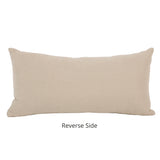 Cambridge Plaid Slate Gray Kidney Pillow