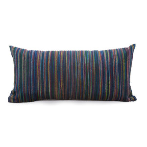 Jewel Stripe Kidney Pillow