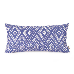 Ikat Marine Kidney Pillow