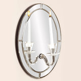 Marley Forest Monroe Mirror Candle Sconce