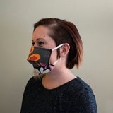 Reusable Face Mask in Clarise Marzipan