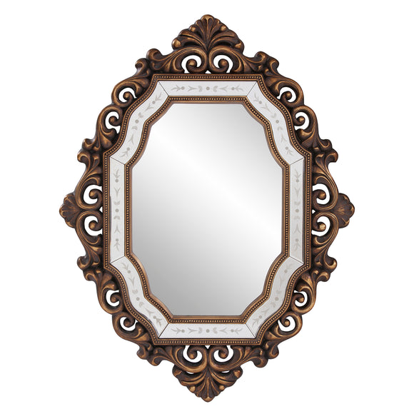 Marley Forest Arabelle Ornate Mirror