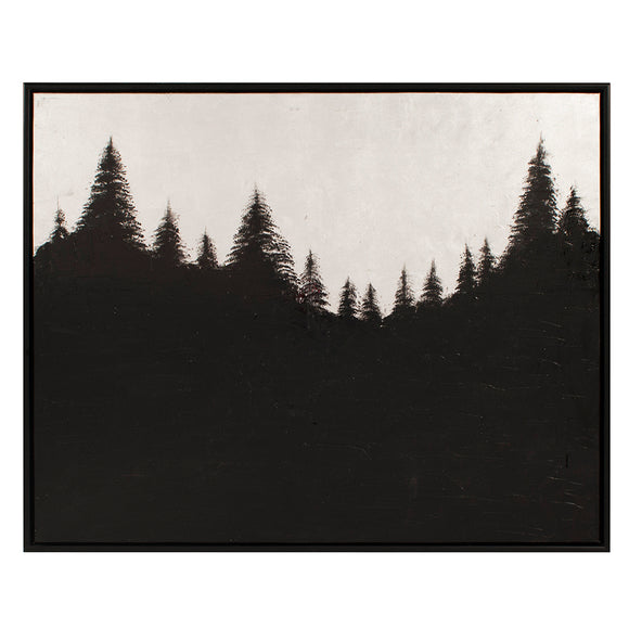 Forest Hand Painted Original Wall Art
