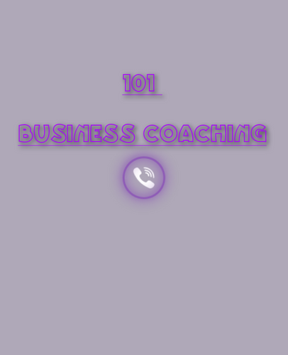 101 COACHING SESSION