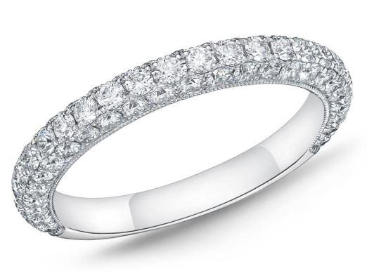 Diamond Stackable Band 1.15 Total Carat Weight