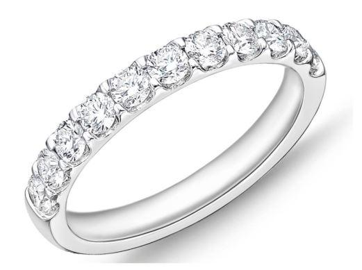 Diamod Odessa 11 Stone Band .75 Total Carat Weight