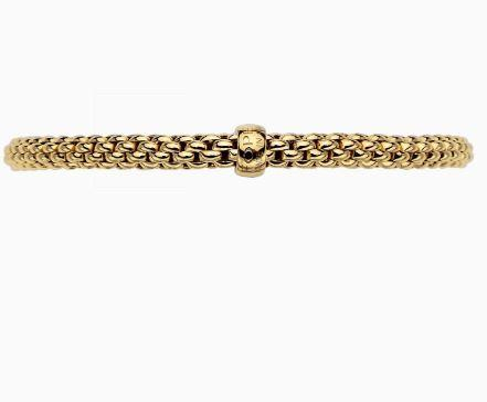 Solo Collection Flex'It Bracelet in 18K Gold
