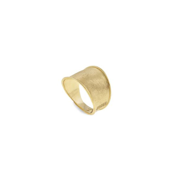 18K Lunaria Collection Yellow Gold Small Ring
