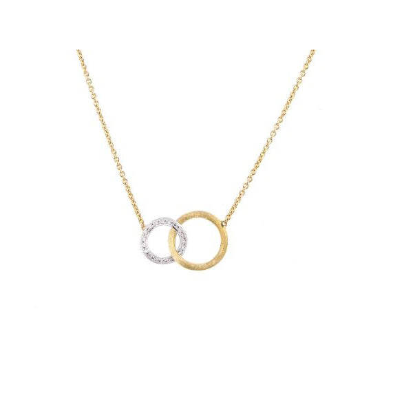 18K Jaipur Link Diamond Collection Small Pendant