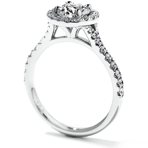 Transcend Engagement Ring
