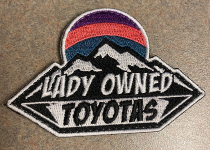 LOT Logo Patch