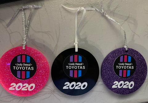 Limited Edition 2020 Christmas Ornament