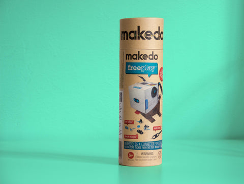 Makedo Freeplay Kit for One