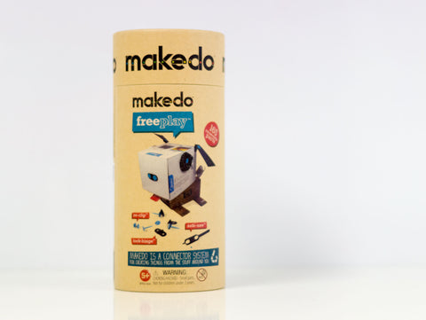 Makedo Freeplay Kit for Three