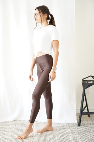 Leggings - Dark Brown