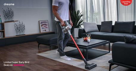Dreame T20 New-Gen Vacuum Cleaner: Launching Soon!