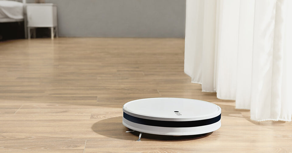 advantages of robot vacuum for small apartment