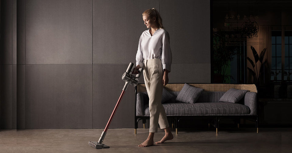 clean your house in 1 hour with dreame v11 handheld vacuum