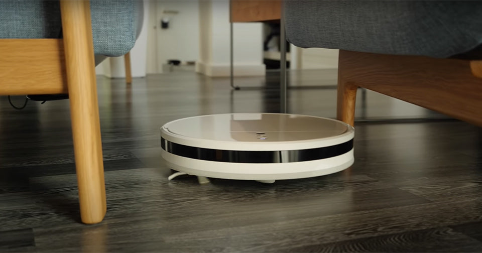 how to robot vacuums navigate your home