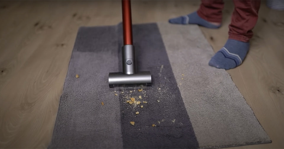 vacuum cleaner for thick carpet