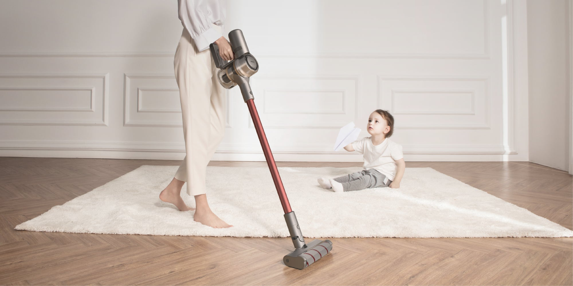 Dreame V11 wireless vacuum cleaner with strong performance