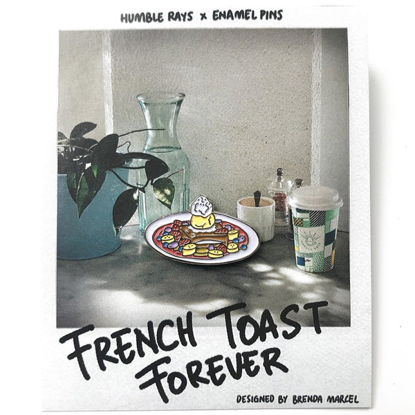 FRENCH TOAST PIN