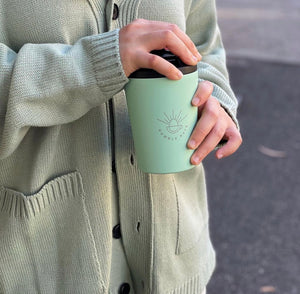 CAMINO RE-USABLE COFFEE CUP