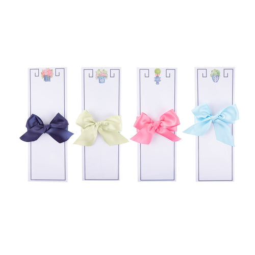 Top view of our Southern Blooms Magnetic Notepads