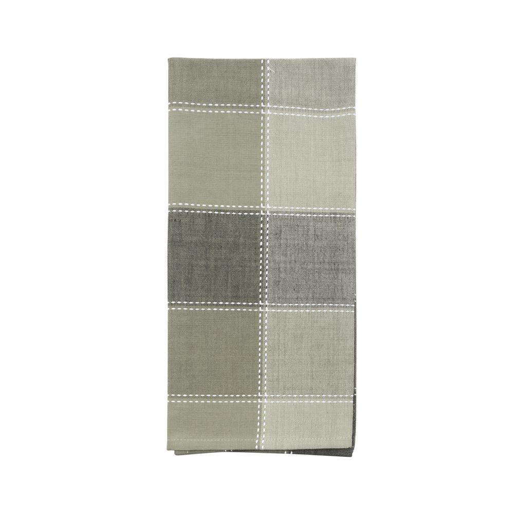 Checker Dish Towel