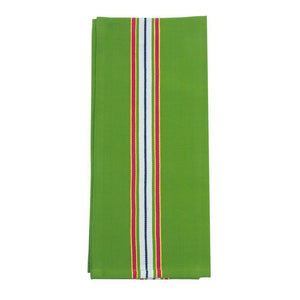 Double Stripe Dish Towel