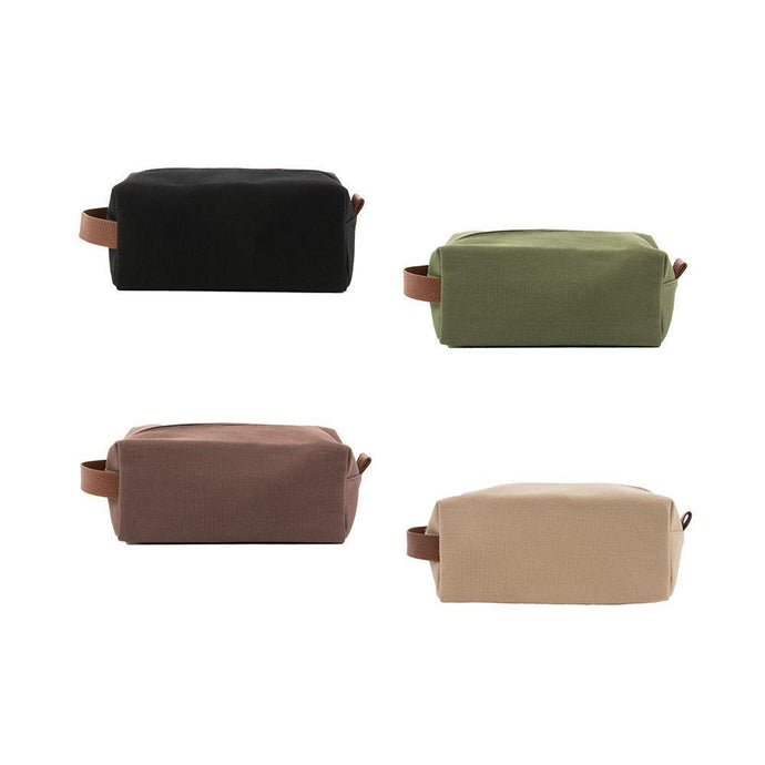 Front view of all of our Kentucky Dopp Kits