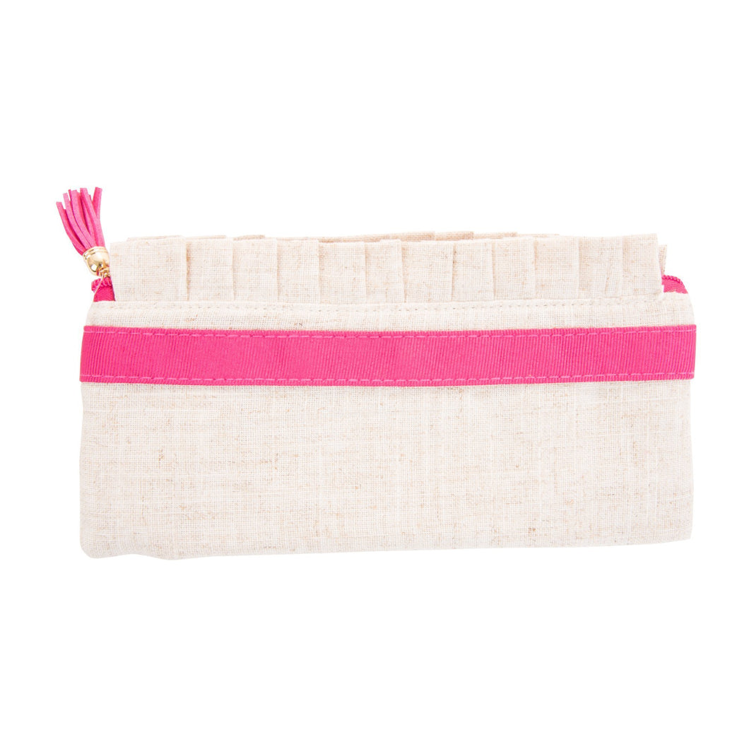 Linen Perfect Pouch