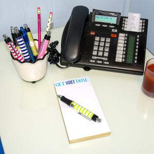 "Notepads 4x8 ""In My Business"""