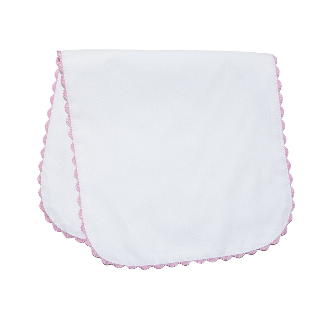 RicRac Burp Cloth