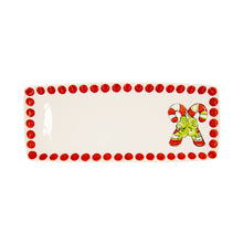Holiday Icon Rectangle Platter