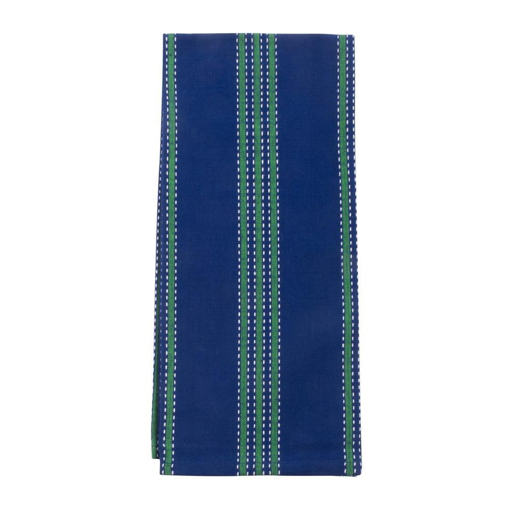 Vertical Stripe Dish Towel