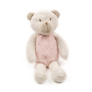Pink Bear Plush Toy