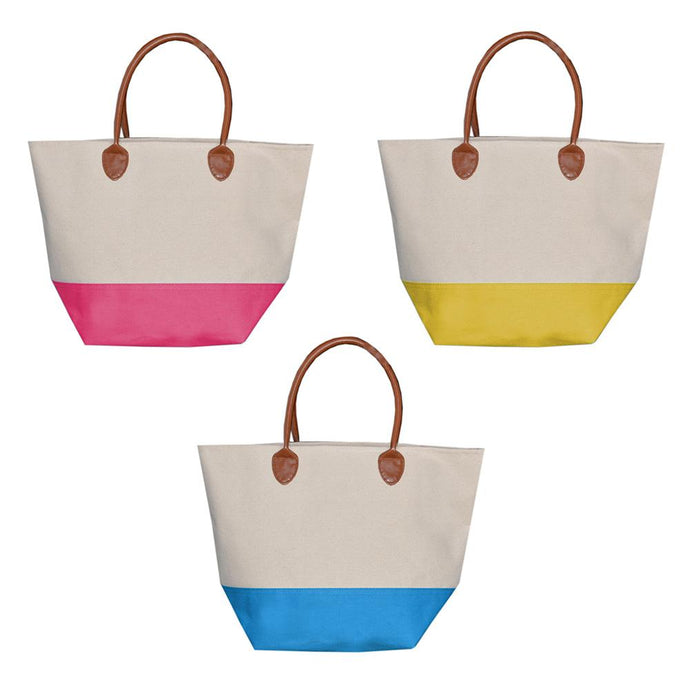 Daycation tote colors