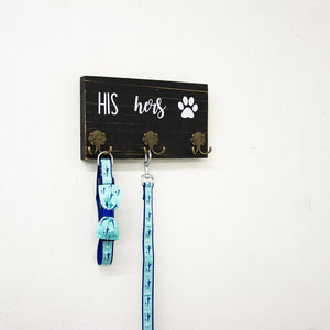 Lifestyle view of our Pet Family Hanging Hook