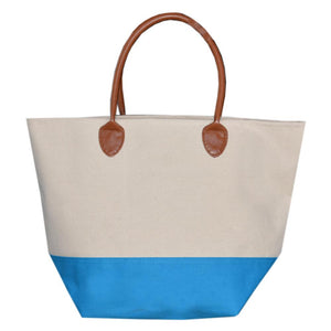 Turquoise Daycation Tote