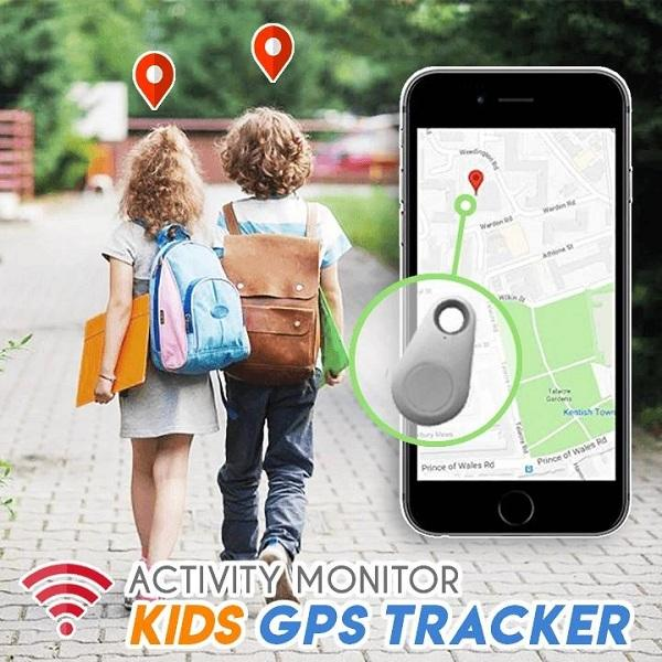 Kids GPS Tracker & Activity Monitor