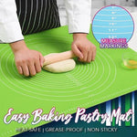 Easy Baking Pastry Mat
