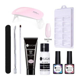 PolyGel Nail Kit
