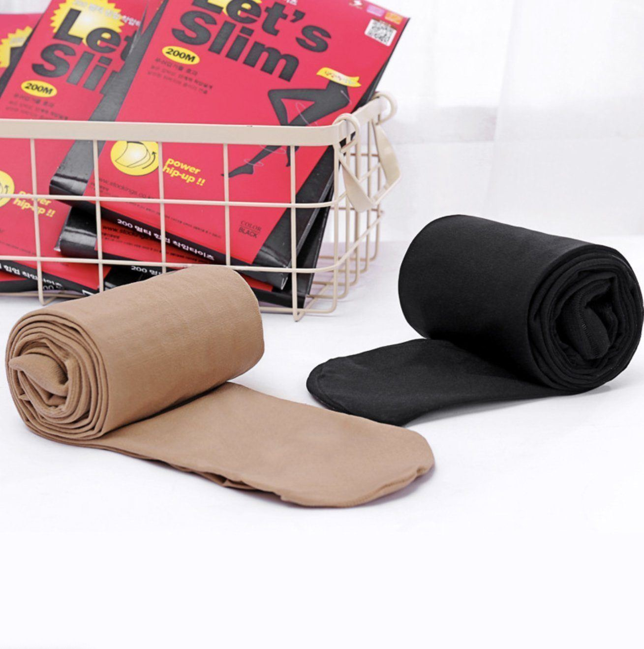 High-Elastic Pantyhose