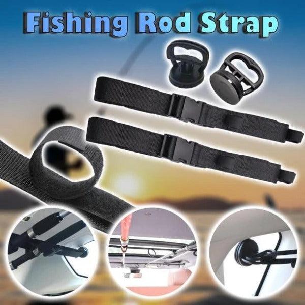 Fishing Rod Strap