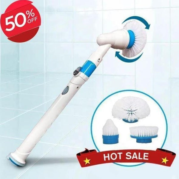 Portable Electric Cleaning Brush