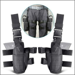Hawk™ Heavy Duty Tactical Leg Holster (Right Hand)