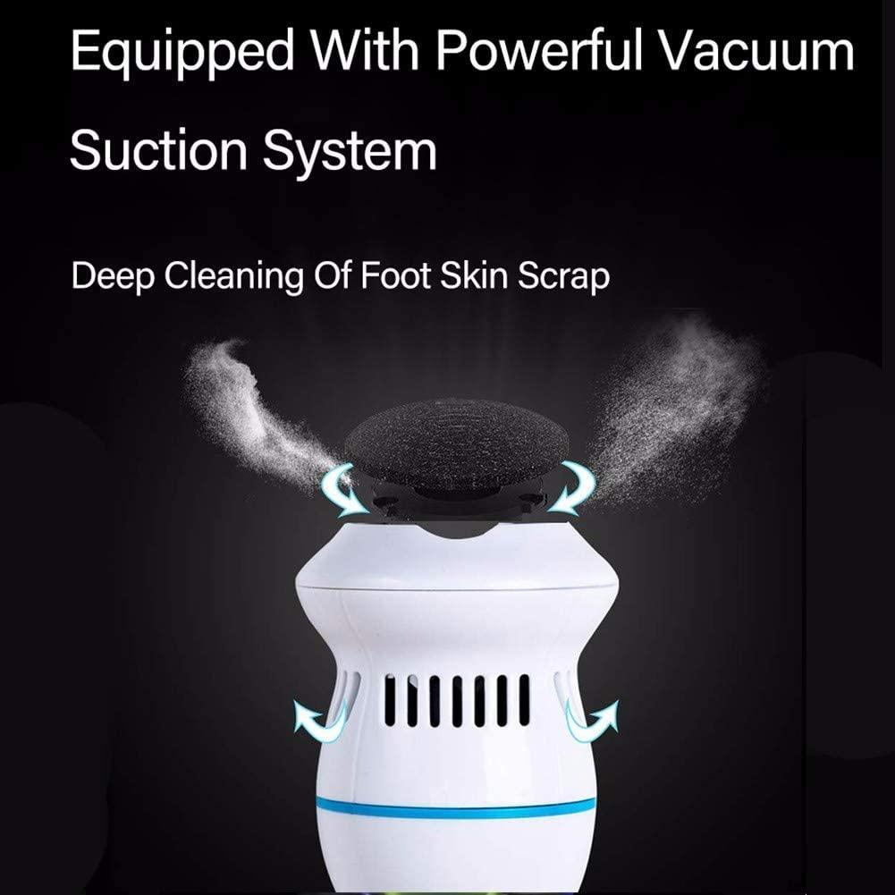 Electric Vacuum Foot Grinder